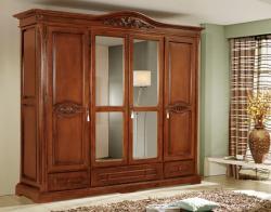 Mária 4 ajtós ruhásszekrény