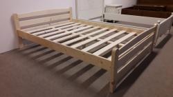 Alex fenyő ágy 160x200 - AKCIÓS!