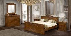 Venetia hálószoba/Ágykeret 160