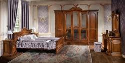 Cristina hálószoba 5 ajtós szekrénnyel