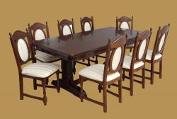 Mária l. étkező grn. 8 székkel