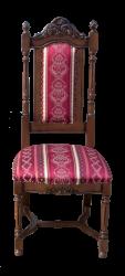 Milánó l. támlás szék