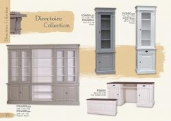 Directoire Collection dolgozószoba