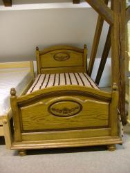 Val. Lux egyszemélyes ágy