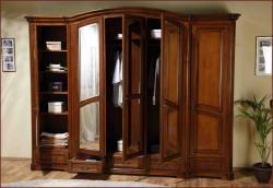 Rafael ruhásszekrény 5 ajtós  - AKCIÓS!
