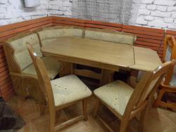 Gera sarokétkező Vlad székkel