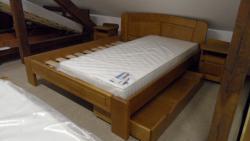 Bükk ágy 160x200 (Brutálisan erős !!)-Akciós!